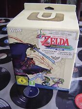 Wii U The Legend Of Zelda The Windwaker con Ganondorf figura (nuevo Y Sellado)