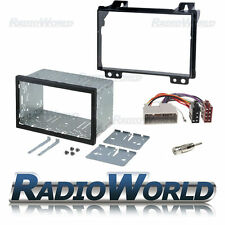 FORD Fiesta / Fusion double din fascia PANEL Adaptateur Plaque Kit de montage cage ISO