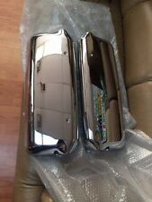 FREIGHTLINER CENTURY MIRROR COVER SET CHROME 2004 AND NEWER/ DCFCL-DCFCR