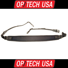 "Op Tech Super Classic Camera Strap - Black - 3/8"" Webbing - OpTech"