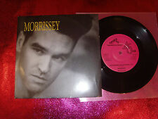MORRISSEY-OUIJA BOARD-7'' EX+/MINT/POP 1622/A-1U B-1U/1989 UK