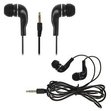 IN EAR EARPHONES HEADPHONES for IPHONE & IPOD BLACKBERRY SAMSUNG HTC NOKIA MP3