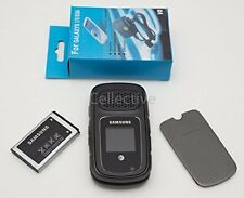 Mint Used Samsung Rugby 3 III SGH-A997 Black Unlocked At&t GSM Flip Rugged Phone