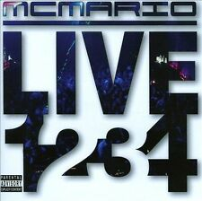 Live at 1234 2010 by Mc Mario Ex-library