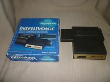 Intellivision Intellivioice Voice Synthesis Module In Original Box