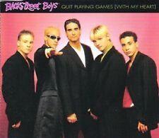 Backstreet Boys  Quit Playing Games CD
