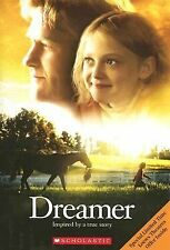 Dreamer - novel based on movie - family rehabs injured race horse