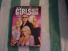 The Girls Next Door - Season Two (DVD, 2006) Hugh Hefner, 3 disc set