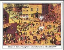 Lesotho 1979 Year of the Child/Brueghel/Artists/Art/Paintings 1v m/s (b566d)