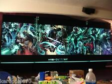 Clarity Visual Planar Lion Video Data Wall 120 sq ft 24:9 15MP &i7 Eyefinity CPU