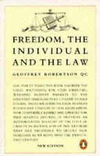 Freedom, the Individual and the Law,Geoffrey Robertson,Very Good Book mon0000011