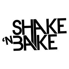 SHAKE N BAKE Sticker  #5725E