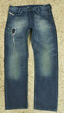 "DIESEL HEEVEN dirty thirty special Edition 008UJ TAG SZW30 L32(32""W 28.5""INSEAM"