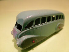 DINKY TOYS 29B STREAMLINED BUS - POST WAR 47-50 - GREEN - NEAR MINT CONDITION