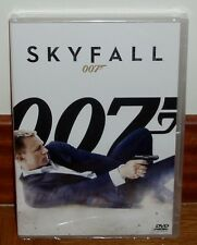 SKYFALL-JAMES BOND OO7-DVD-NUEVO-PRECINTADO-NEW-SEALED-ACCION-AVENTURAS