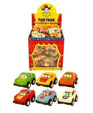 12 Pull Back Cars Party bag Fillers Christmas Stocking Loot Bag ToyZ Gifts UK