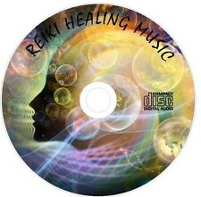 Reiki Music for Meditation, Relaxation, Healing, Massage CD with 3 minute bells