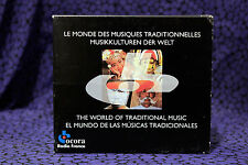 The World of traditional Music, Ocora Radio France, 6CD Box