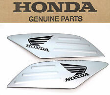 Genuine Honda Side Cowl Panels NC700X Decorative Cowling Brushed Aluminum Lk#L43