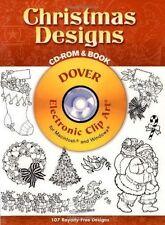 Dover Christmas Designs (Electronic clip art series), Clip Art, Dover Publicatio