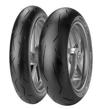 Pirelli Diablo SuperCorsa SP Tire,Rear - 180/55ZR-17 1806600 180/55-17