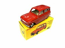 RENAULT 4 L red DINKY TOYS 1:43 MIB DIECAST R4 4L MODEL 518