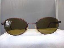 MOSSIMO BRONZE OVAL SUNGLASS WITH GLASS LENSES