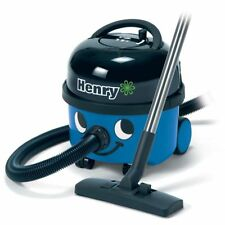 Numatic HVR200A Henry Bagged Cylinder Vacuum Cleaner - Blue - 1200w