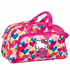 Hello Kitty Extra Large Sports Travel Bag