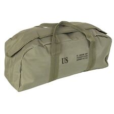 US ARMY ABRAMS M1 TANK TOOL BAG – olive green camo diy military fishing holdall