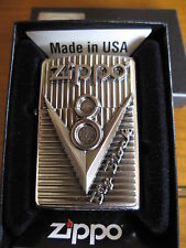 ZIPPO v8 Big Block emblema Rockabilly Nose Art Army Chevy Dodge aragosta Ford GMC