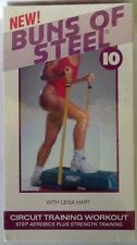 Buns of Steel 10 - Circuit Training Workout (VHS, 1994) Sealed