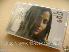 NATALIE IMBRUGLIA COUNTING.. VERY RARE UKR ORIGINAL TAPE CASSETTE SEALED INDIE