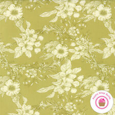 Moda BEE MY HONEY 11621 15 Clover Mary Jane Butters FABRIC BY HALF YARD