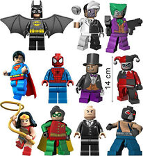 Lego Batman 11 Characters Decal Removable Wall Sticker Home Decor Art Robin