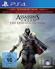 Ps4 juego Assassin 's Creed: the Ezio Collection (Sony PlayStation 4, 2016) Top
