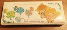 Very Rare Vintage 1976-1985 Sanrio Little Twin Stars Pencil Case