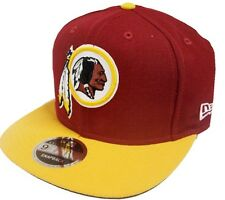 New Era NFL Washington Redskins 2 Colores Gorra 9fifty Gorra de beisbol Hombre