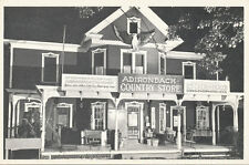 Lake George NY * Adirondack Country Store & Ice Cream Parlor 1960s