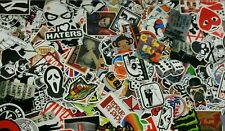 100x Random STICKER BOMB laptop car stickers Vinyl Decal skate Skateboard