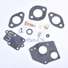 Carburetor Repair Kit for Briggs & Stratton 495606 494624 Craftsman Engine Carb