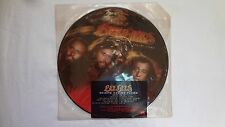 BEE GEES Spirits Having Flown  Picture Record LP Vinyl GREAT GRAPHICS!!
