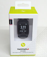 TomTom Spark GPS Fitness Watch Sky Captain Blue / Light Pink Small 1RE0.002.10S