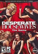 Desperate Housewives: The Game (PC, 2006) Great Condition