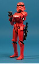 "Star Wars - Black Series 6"" - EE Exclusive -Crimson  Stormtrooper - LOOSE / MINT"