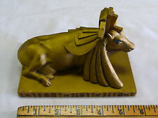 9140 - EGYPTIAN PRINCESS (CowParade) Hand Numbered 17921(Retired) 2001