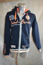 VESTE SWEAT CAPUCHE GEOGRAPHICAL NORWAY ST BARTH NEUF XL HOODIE/GIACCA/CHAQUETA