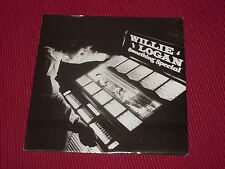 """Willie Logan:  Something Special   UK  Near Mint    7"""""""