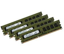 4x 8gb 32gb Samsung ddr3 ECC RAM para Apple Mac Pro 4,1 5,1 1333 MHz pc3-10600r