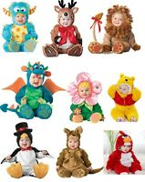 NEW BABY BOYS GIRLS TODDLER ANIMAL HALLOWEEN PARTY FANCY DRESS COSTUME JUMPSUIT
